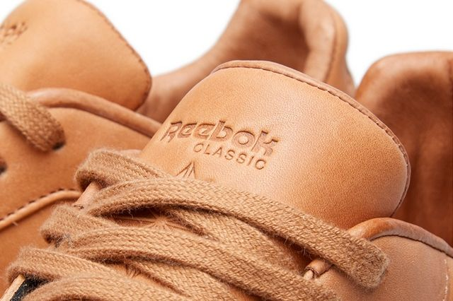 Reebok Classic Leather Horween Bumper 5