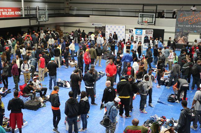 Sneaker Con Atlanta 2013 Crowd 1