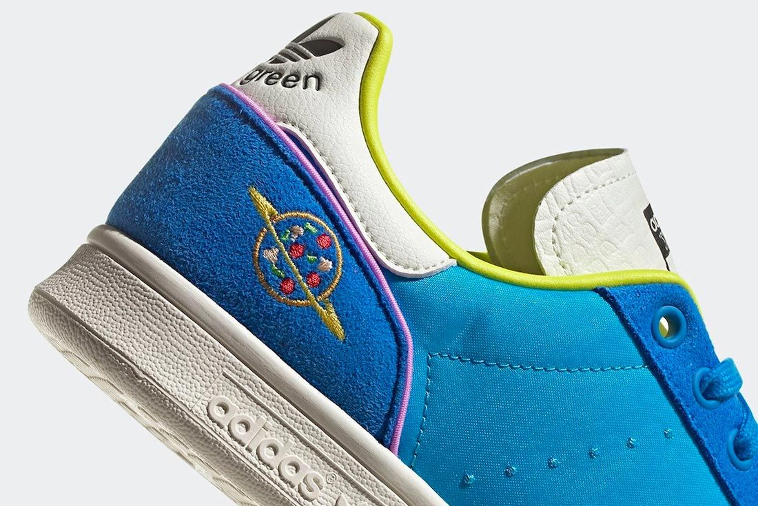 Toy Story x adidas Stan Smith 'Rex and Aliens'