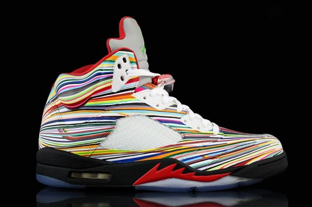 Revive Customs Air Jordan 5 Rocket Science Thumb