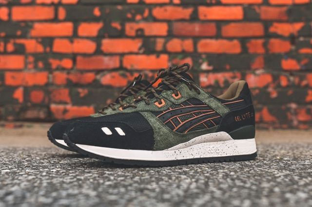 Asics Gl3 Winter Trail Bump 4