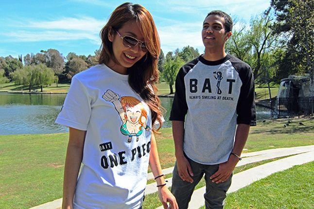 Bait One Piece Collection Pys Hotgirl Guys Raglan 1