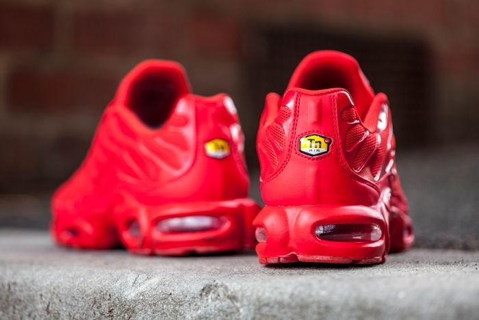 Nike Airmax Plus Lava Red 2