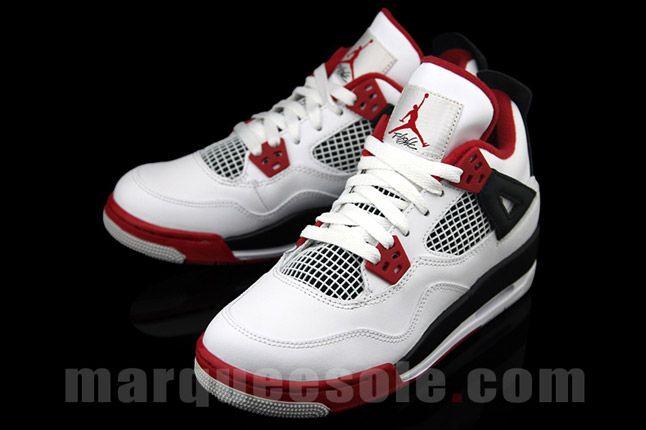 Air Jordan 4 Varsity Red Gs 02 1