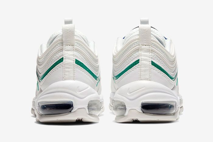 Nike Air Max 97 Seattle Seahawks Heel