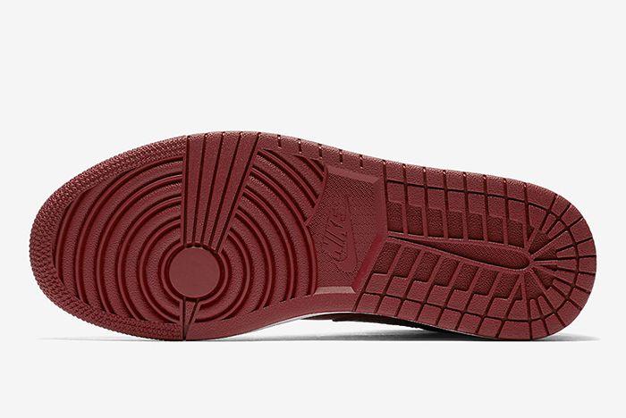 Air Jordan 1 Mid Reverse Bred Sneaker Freaker 9