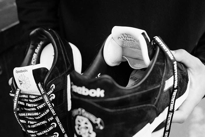 Footpatrol X Reebok Workout Lo Plus Blackbuck 13