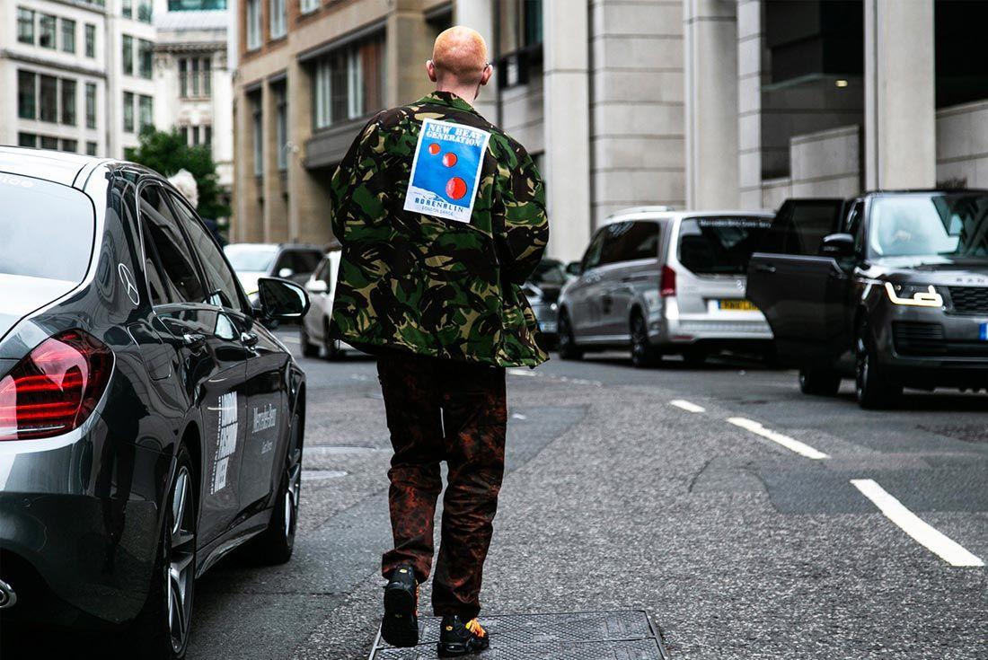 Five Sneaker Takeaways London Fashion Week 40