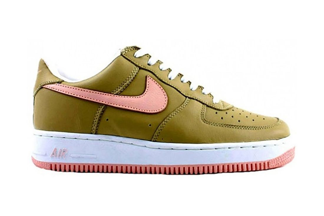 Linen Nike Air Force 1 Best Feature