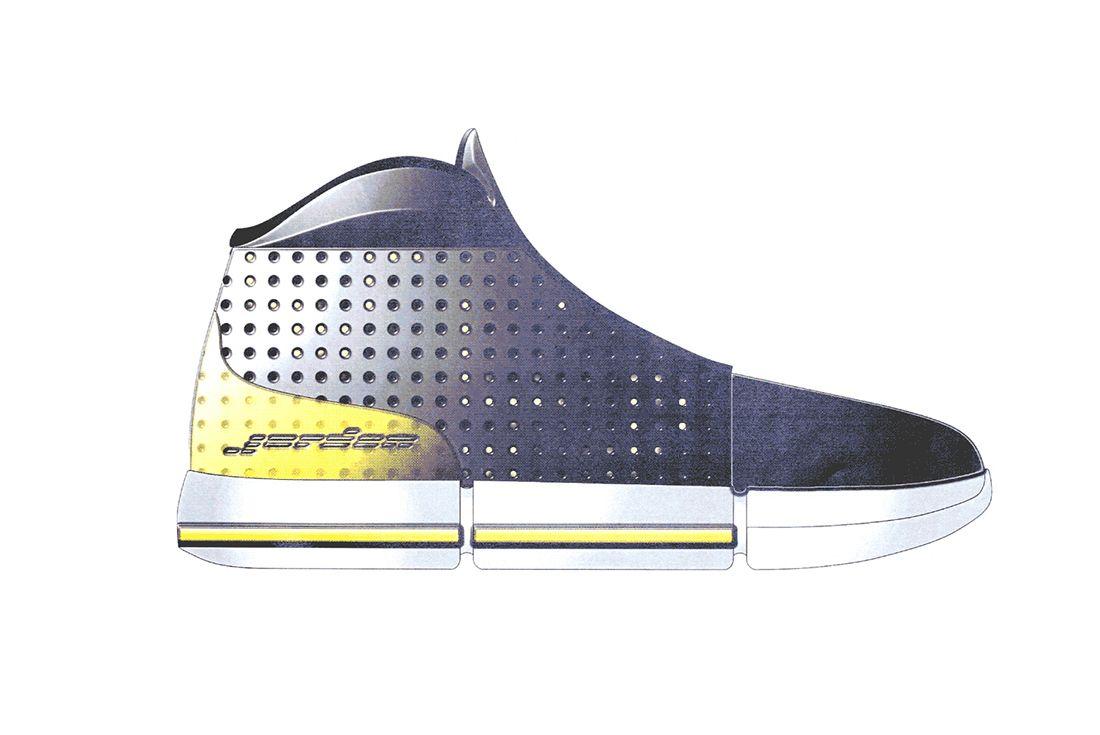 Creating The Air Jordan 16 – Behind The Design15