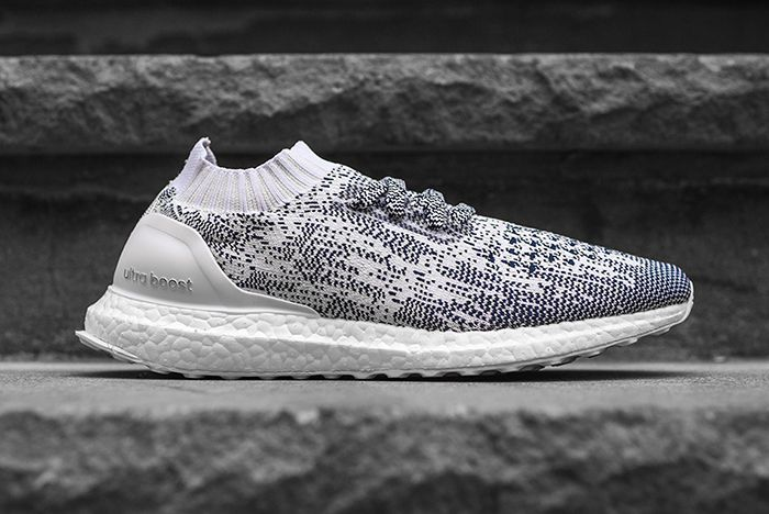 Adidas Ultraboost Uncaged Whitenavy 1
