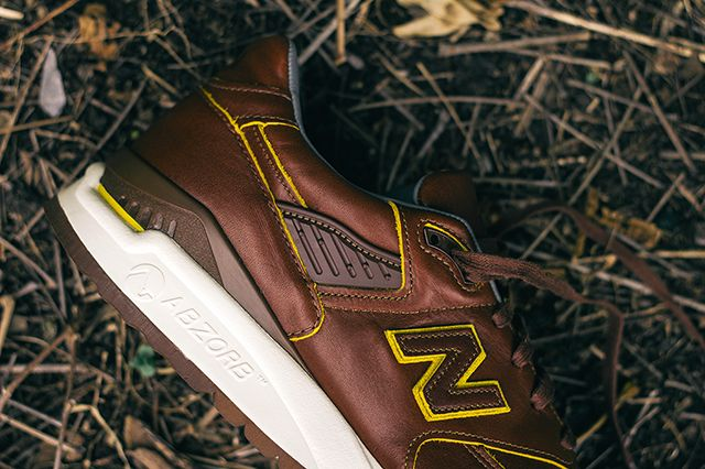 Horween Leather New Balance Pack 4