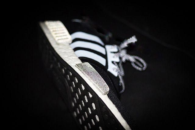 Adidas Nmd Runner Pk Black Grey 2