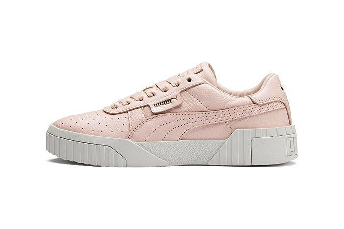 Puma Cali Sneaker Womens 11