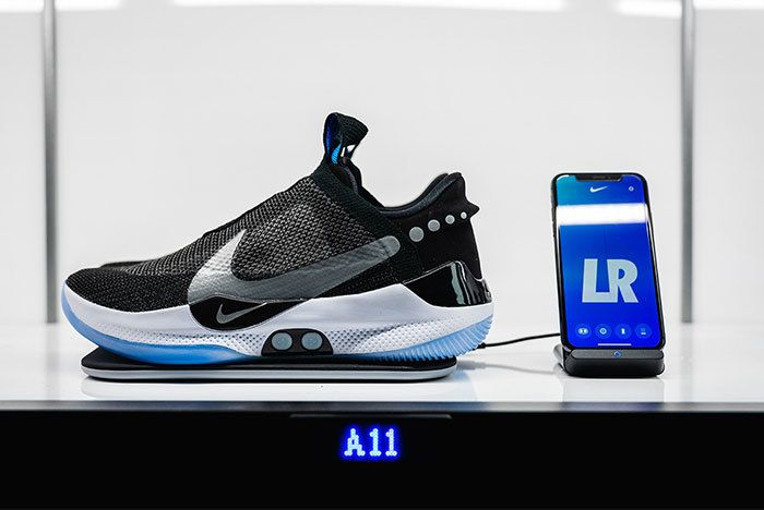 Nike Adapt Bb Up Close Sneaker Freaker6