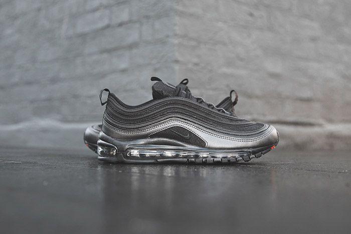 1 Nike Airmax 97 Metallic Hematite Release Sneakerfreaker