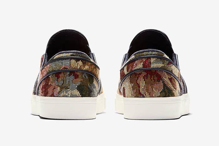 Nike SB Zoom Janoski Slip-On (Floral