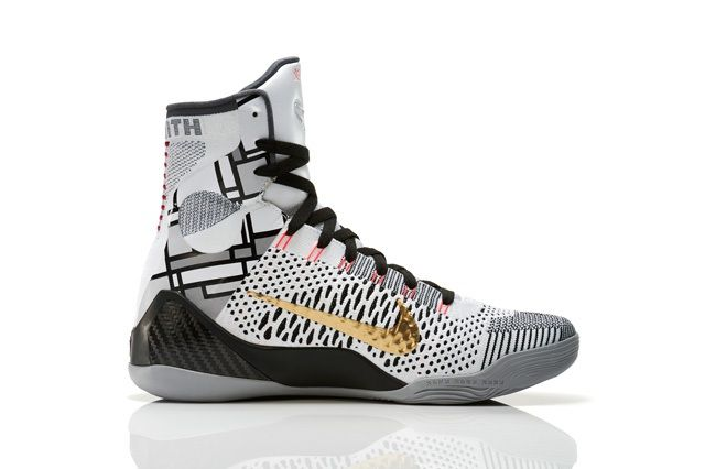 Nike Basketball Elite Series Gold Collection 13