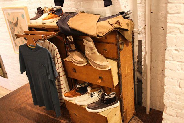 Taka Hayashi Trunk Show At Vans Dqm Spring 2013 Vans Vault Footwear And Apparel 1