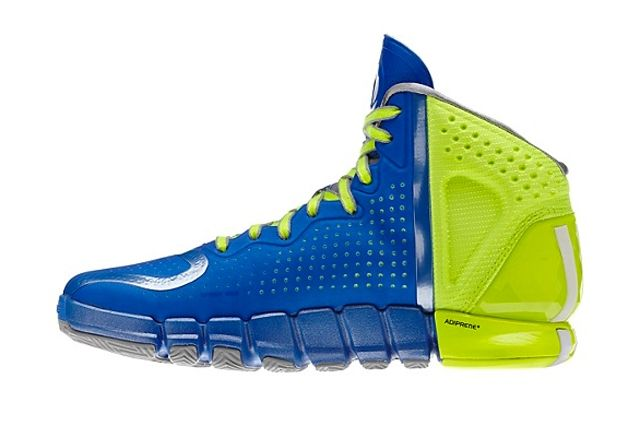Adidas D Rose 4 Blast Blue 2