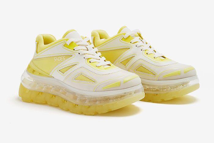 Shoes 53045 Bumpair Acid Three Quarter Angle Shot