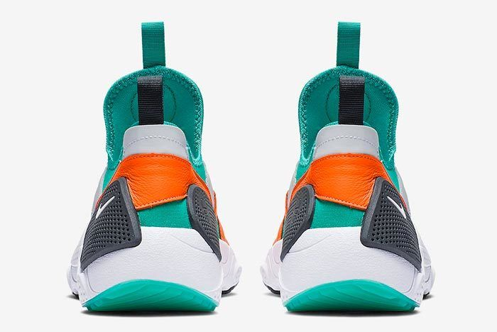 Nike Air Huarache Edge Emerald 5