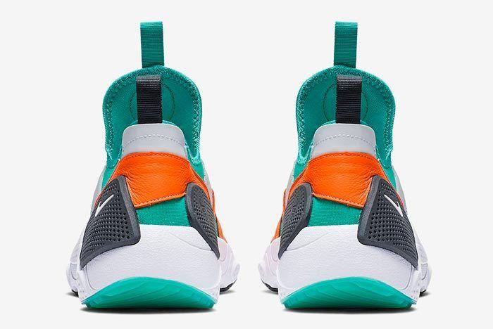 Nike Air Huarache Edge Emerald 5