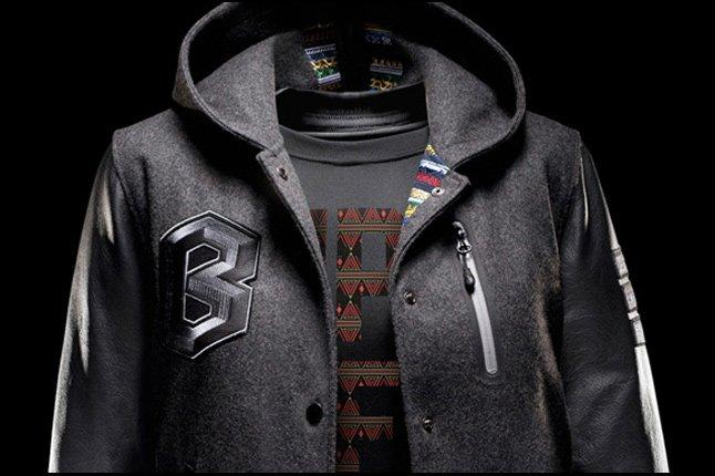 Nike Destroyer Jacket Hooded Black History Month 2012 11 1