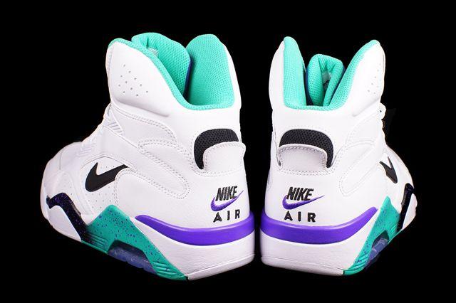 Nike Air Force 180 High Atomic Teal 3