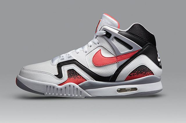 Nike Air Tech Challenge Ii Hot Lava 2014 Retro