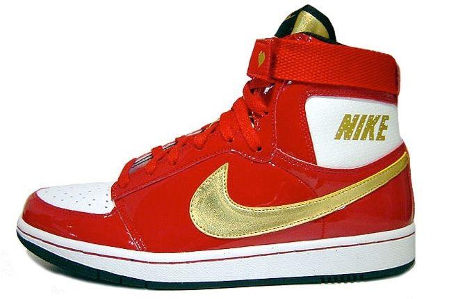 Nike Dynasty High Red Valentines 1
