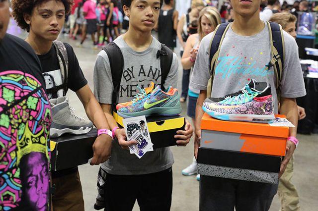 Sneaker Con La Recap 96