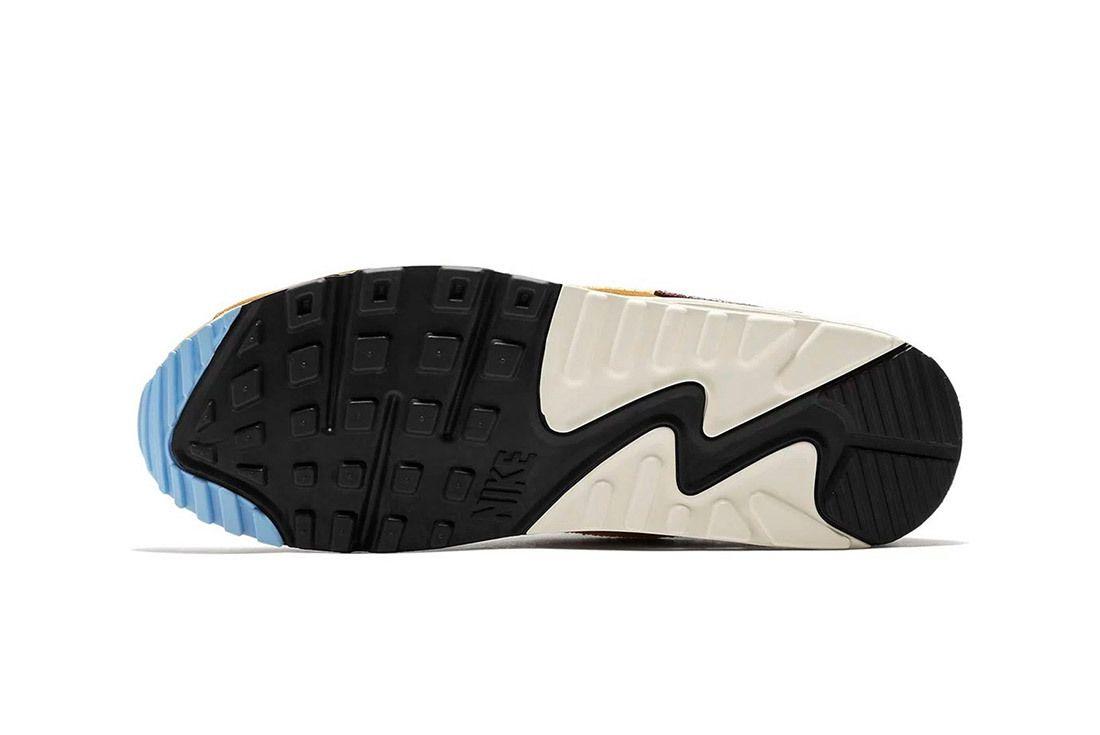 Nike Air Max 90 Chenille Swoosh