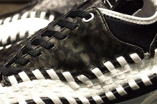 Nike Footscape Woven Chukka Motion Mita Leopard Detail 1