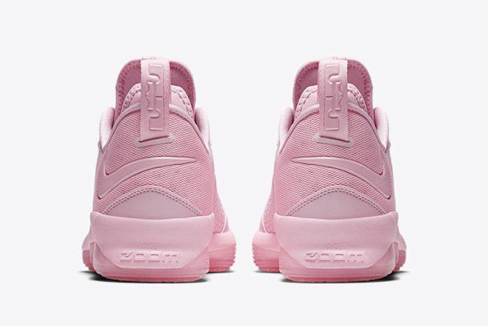 Nike Lebron14 Low Prism Pink 2