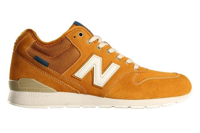 New Balance Mrh996 (Mustard Forest Green Pack) - Sneaker Freaker