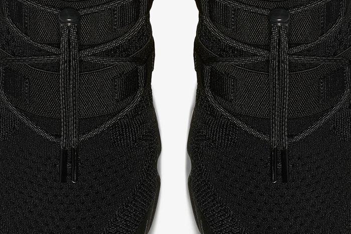 Solitario Basura Falsificación  Nike Air VaporMax Flyknit Utility Drops in 'Maximum Black' - Sneaker Freaker