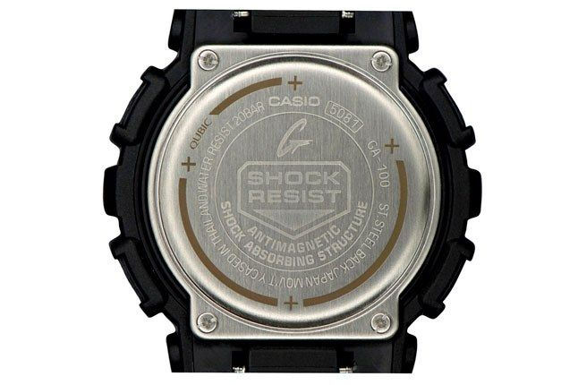 Qubic G Shock The Beacon Ga 100 2 2