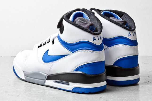 Nike Air Revolution Wht Blue 3 1