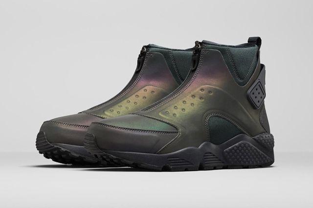 Nike Air Huarache Run Mid Iridescent 5