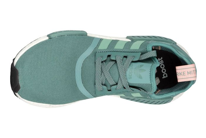 Adidas Nmd R1 Wmns Teal 3