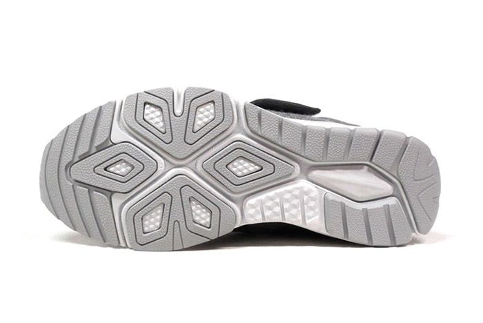 New Balance Rush Slip On Grey 3