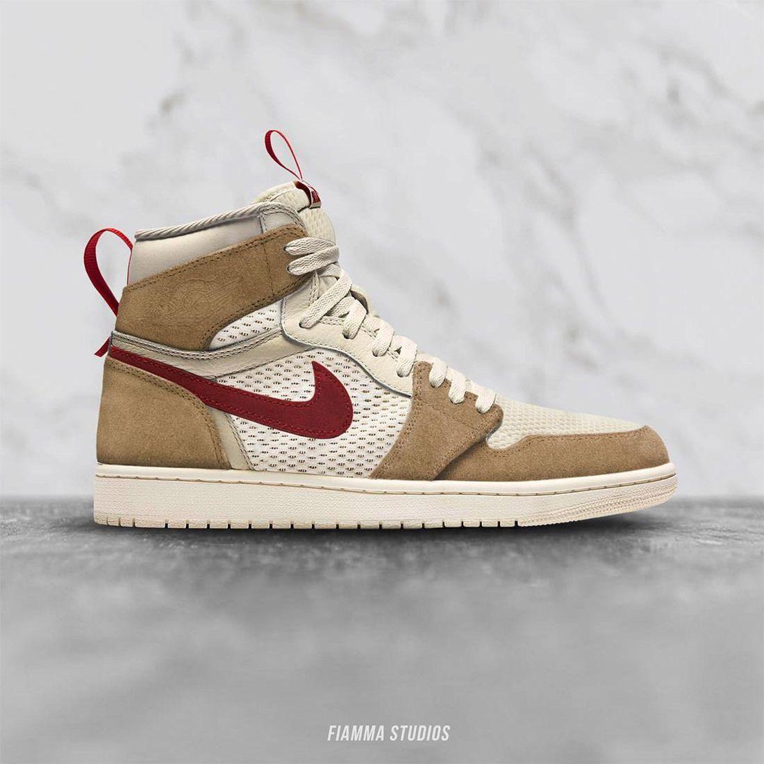 Chase Shiel X Fiammastudios Tom Sachs Nike Mars Yard Shoe Air Jordan 1 Sneaker Freaker 4