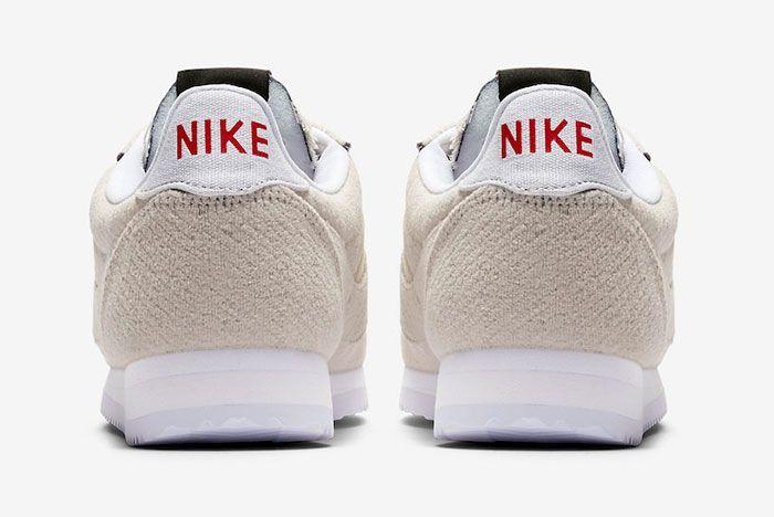 Stranger Things Nike Cortez Starcourt Mall Cj6107 100 Release Date 5 Heel