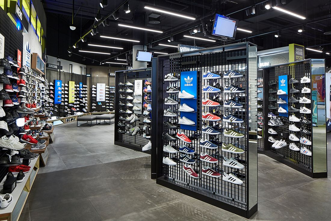 Take A Look Inside The New Pacific Fair Jd Sports Store7