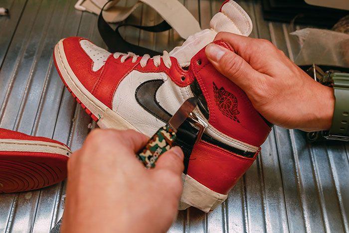 Sbtg Sabotage Rehab S O S Air Jordan 1 Up Close 9