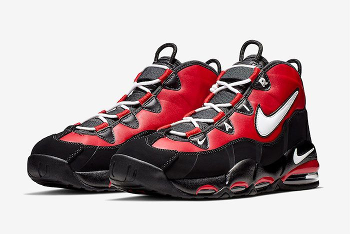 Nike Air Max Uptempo 95 Chicago Quarter