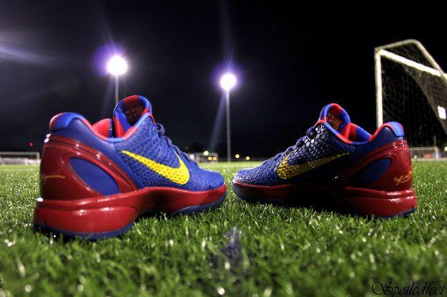 Nike Zoom Kobe 6 Barcelona 1
