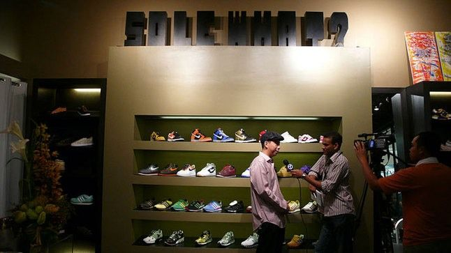 Sole What Store Opening 26