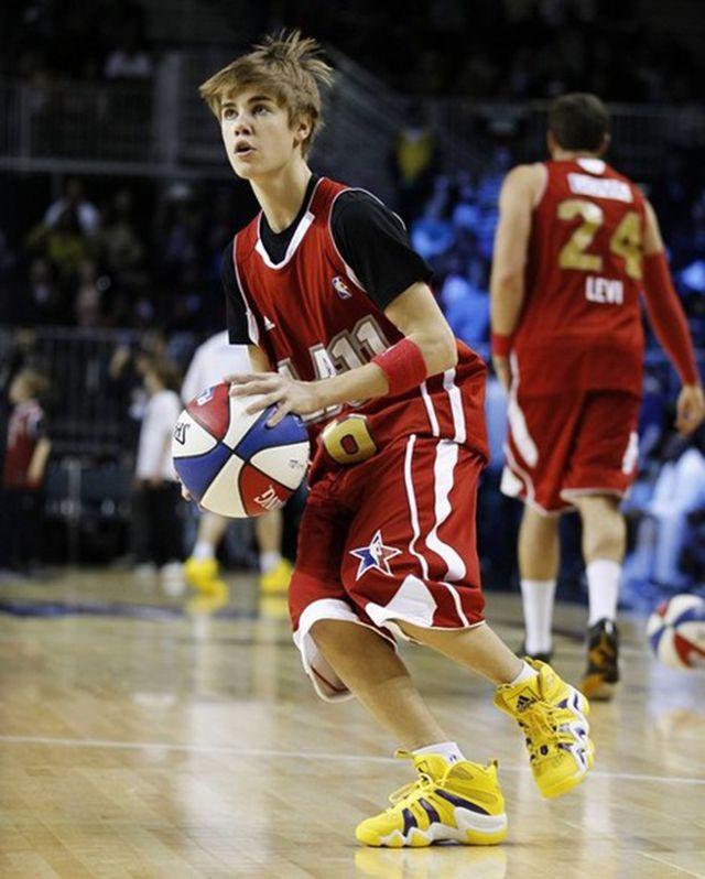 Justin Bieber Adidas Crazy 8 3